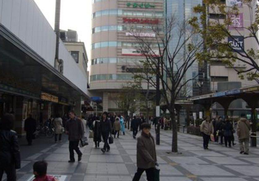 錦糸町駅の北口