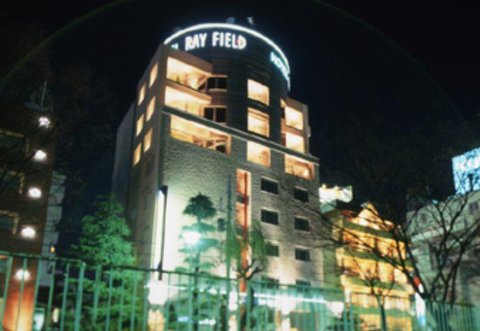 錦糸町北口のラブホテル街