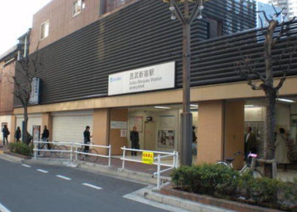 西武新宿駅北口待ち合わせ
