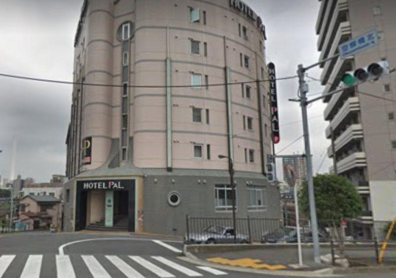 大塚のラブホテルPAL