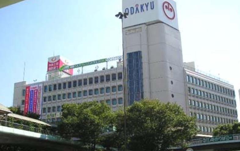 藤沢駅南口の小田急