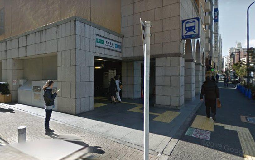 PCMAXで地下アイドルとの待ち合わせは東新宿