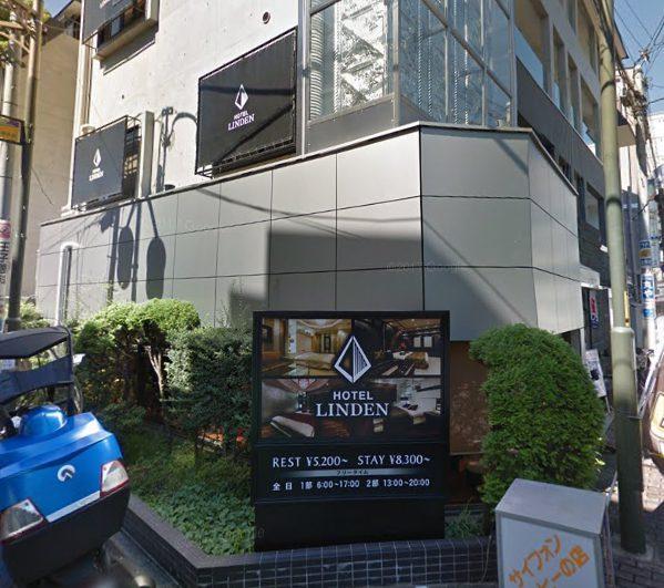 王子駅近くのラブホテル