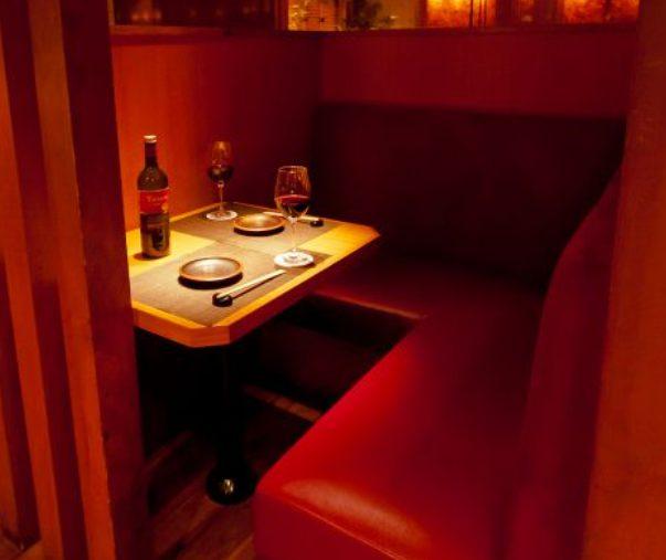 メルパラで出会ったゆいちゃんと新宿の居酒屋へ