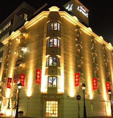 新横浜のホテルロワール