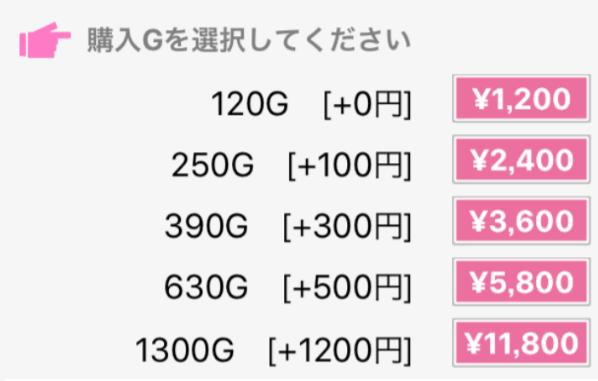ひみつの即会いマッチング「カップリング」無料の出会い系チャットアプリ料金一覧