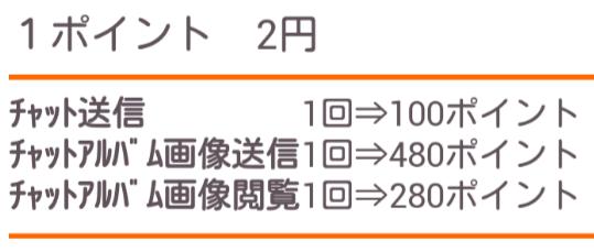 オフパトーク~掲示板チャットアプリでメル友とひまとーく料金一覧