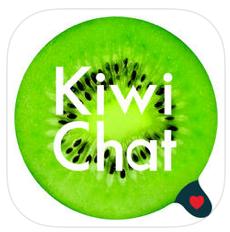 出会い系アプリ「キウイチャット」