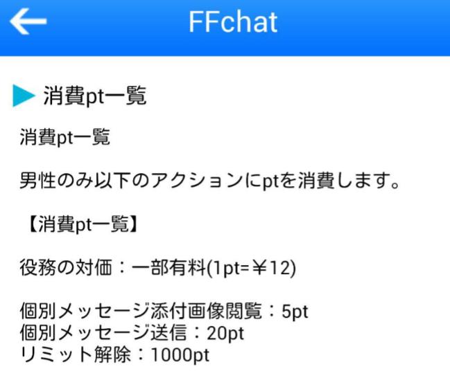 FreeFriendChat★オンラインで探そう♪登録無料★料金体系