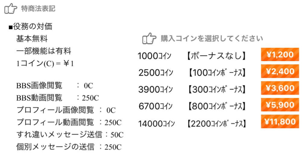 出会いはgu!即会いチャットの無料アプリ!ゲット!ユニクロックス!料金体系