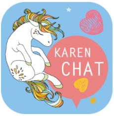 恋活チャットトーク出会系カレン 登録無料ご近所さん探しアプリ