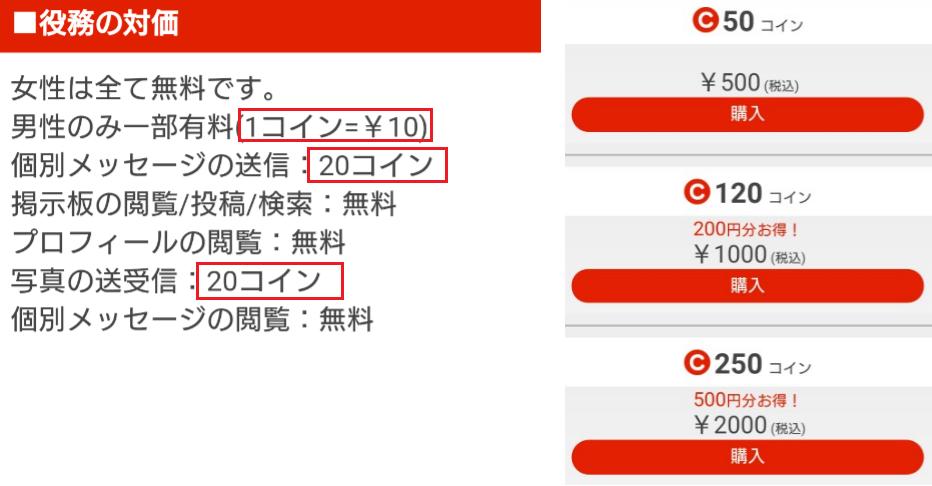 「にいむら」出会い系トーク&掲示板アプリ☆無料登録で友達作り料金体系