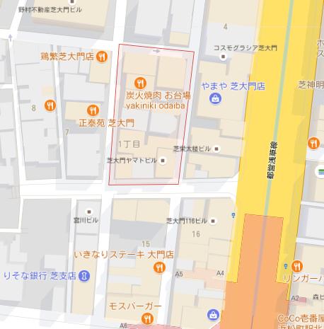 マッチラブ-チャットアプリ運営会社場所