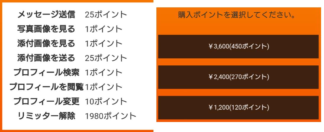 詐欺出会い系アプリ「極楽~GoKuraku~」料金体系