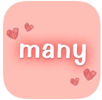 manyで友達の輪を広げよう!人気のマッチングアプリ!