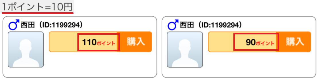 詐欺出会い系アプリの「ミルクティ」料金体系