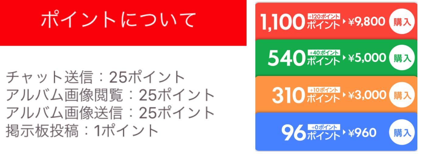 ソクデキ - 即マッチングできる出会い系チャットアプリ 大人の出会いは、即できる「ソクデキ」で決まり!!料金体系