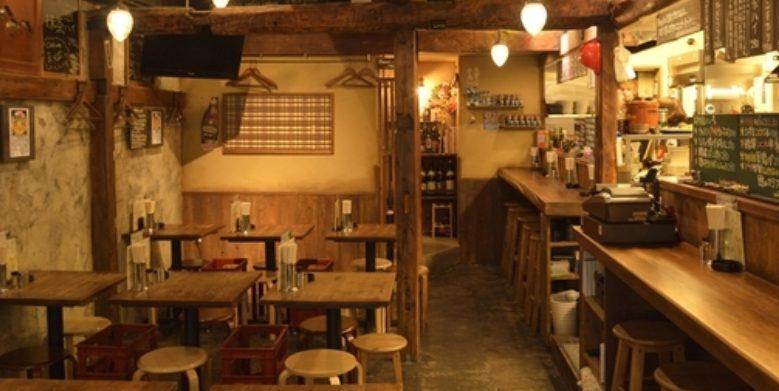 メルパラで出会った女性との居酒屋