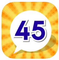 チャットで繋がる45通チャット「大人気の通話も出来るチャットアプリ」