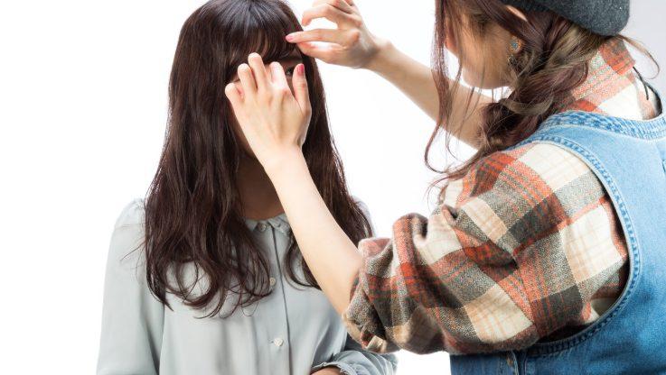 忙しい美容師