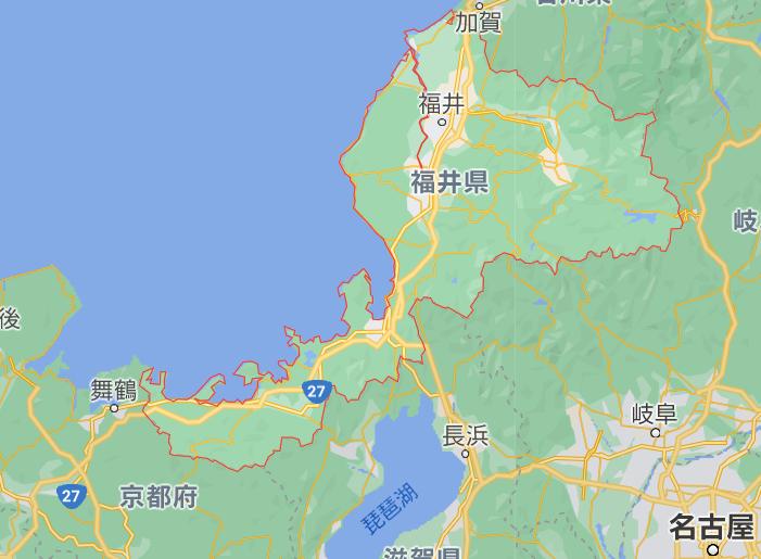福井県の出会い