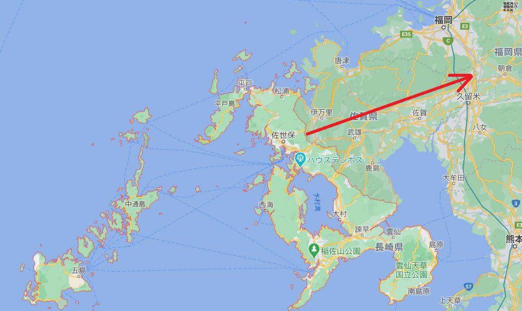 長崎県の出会い