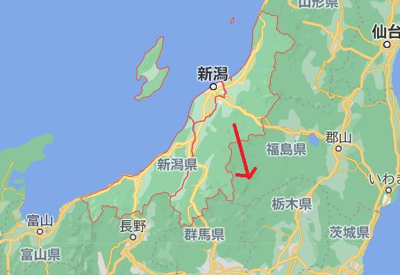 新潟県の出会い